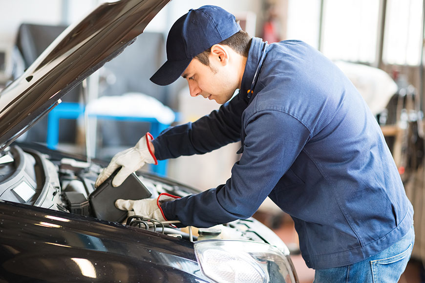 DIFFERENTIAL SERVICE — TOO OFTEN NEGLECTED BY DRIVERS