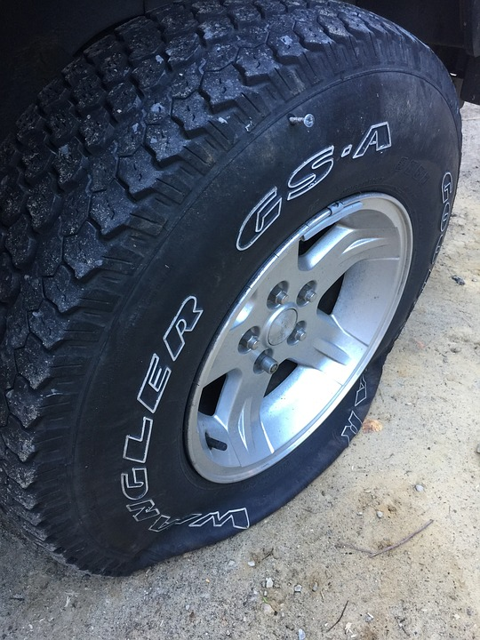 Flat Tire Solution