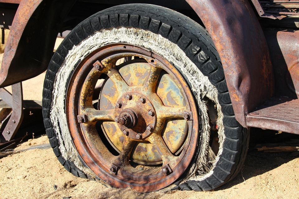 How to Determine a Tire's Age