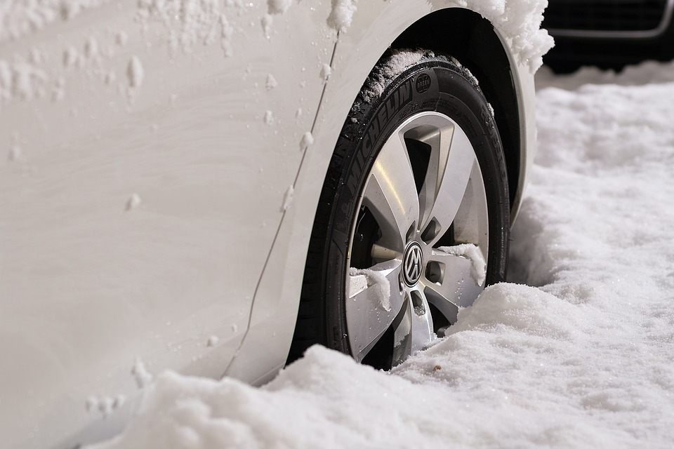 Use Winter Tires