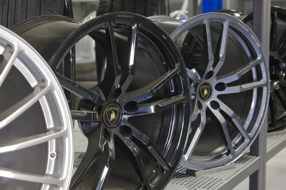 Luxury Car Rims