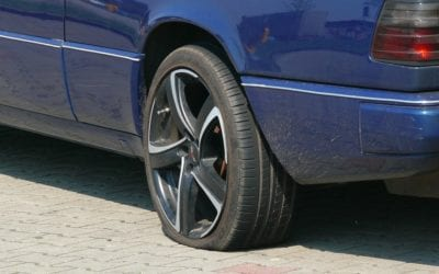 Benefits of Tire Pressure Monitoring Systems