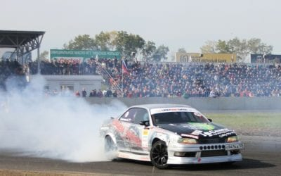 The Science Behind Drifting