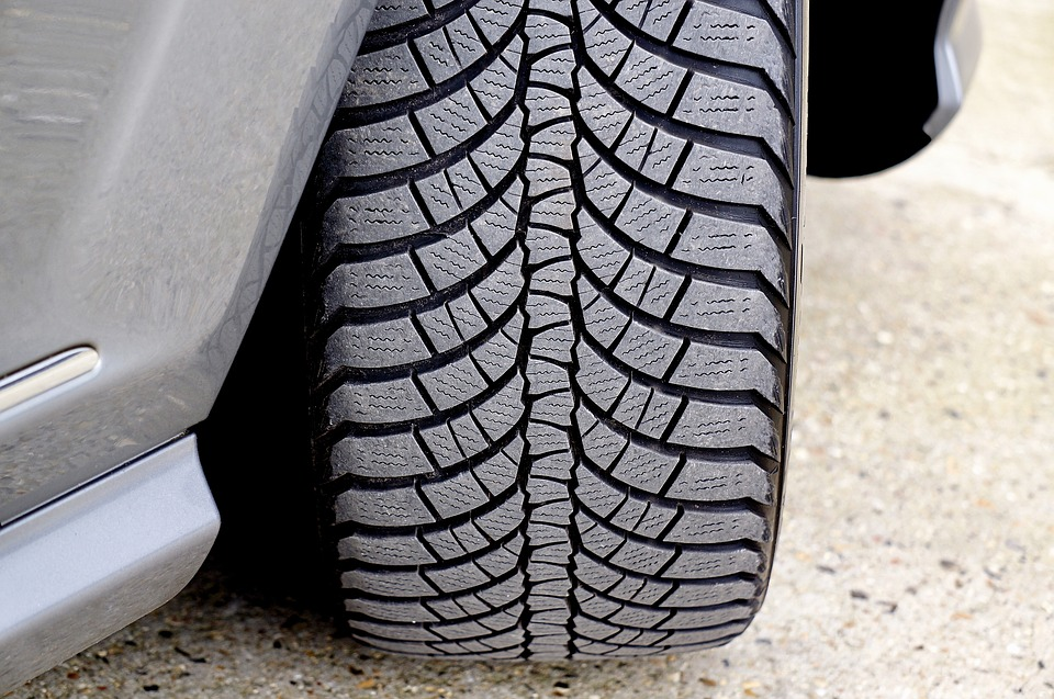 Importance of Properly Inflated Tires