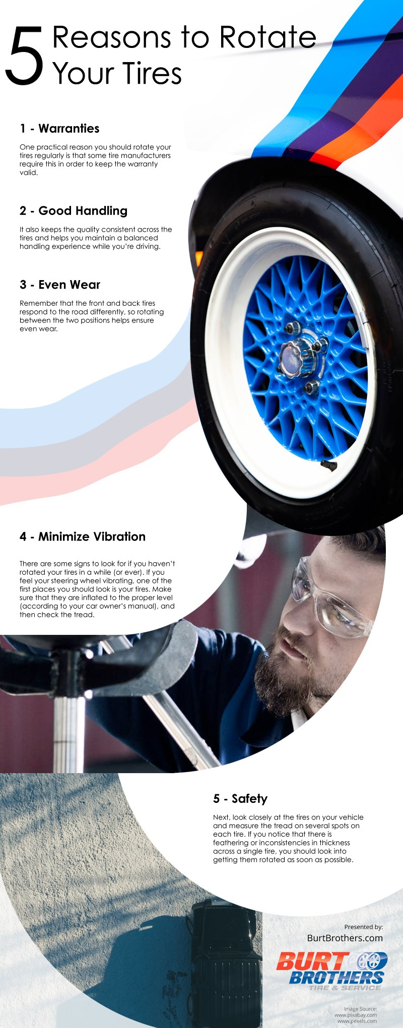 3 Things You Need to Know About Tire Rotation