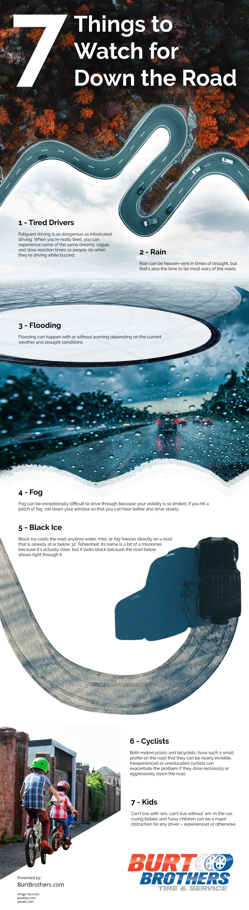 7 Things to Watch for Down the Road [infographic]