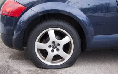 Flat Tire Mistakes
