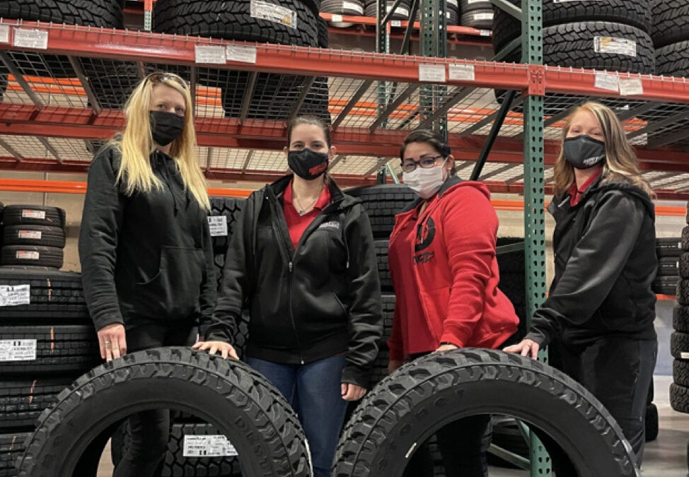 A Tribute to the Women Behind our Utah Tire Stores