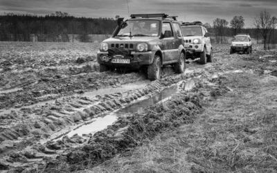 Understanding All-Terrain Tires – Why They are Not Just for Off-Roading