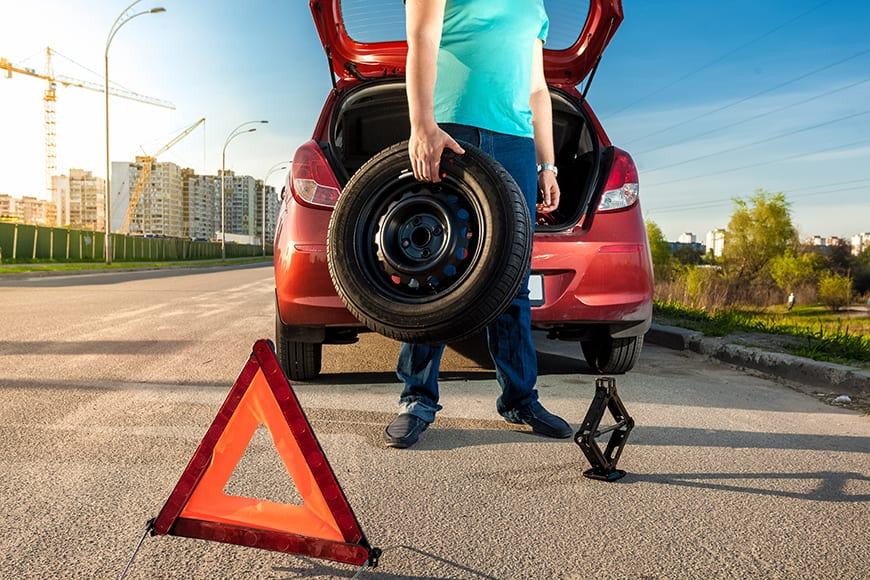 So You Get A Flat Tire... What Now?