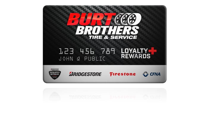 Bridgestone tire financing
