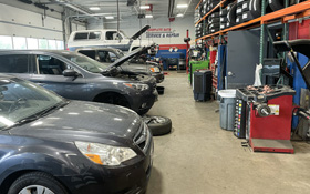 West Jordan auto repair shop