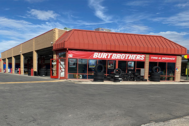 tire store & auto repair shop in Utah